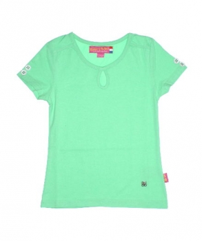 Bakery Babes basic T-Shirt green