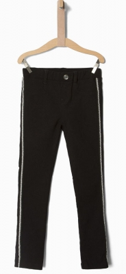 IKKS city black Smoking Treggings noir ---NEU---