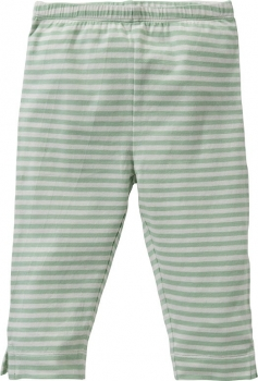Room Seven® Ringel-Leggings Tappy stripes light green