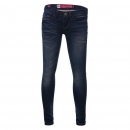 Blue Rebel Mädchen Jeanshose Jet high rise typhoon wash