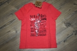 "Sorry4theMess T-Shirt ""Mexico picante""  rouge clair ---NEU---"