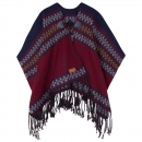 Pepe Jeans fransiges Cape/Poncho Gipsy JR multi ---NEU---