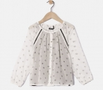 IKKS city road 2in1 Bluse blanc casse ---NEU---