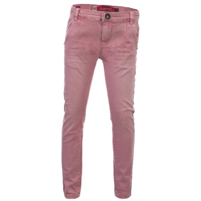 Blue Rebel Girls Chino Hose pink