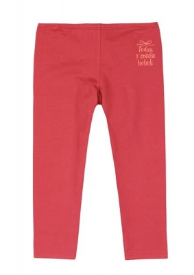 boboli kids girl basico Capri Leggings frambuesa