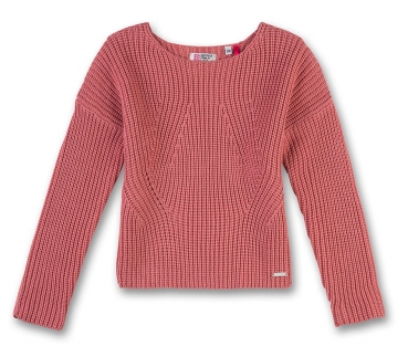GEORGE GINA & LUCY girls Strick-Pullover faded peach