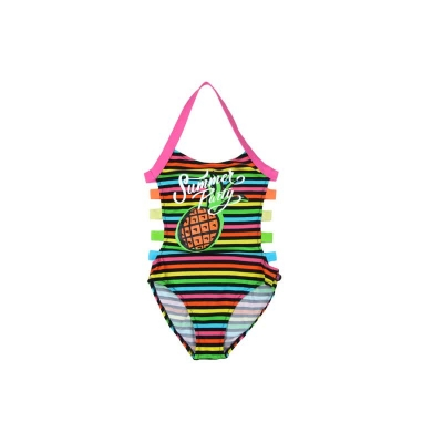 "boboli kids girl ""Cuba Beach"" Badeanzug listado/stripes"