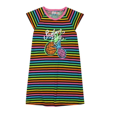 "boboli kids girl ""Cuba Beach"" Strandkleid listado/stripes"