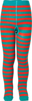Room Seven® Ringel Strumpfhose Maddie stripes turquoise