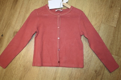 nice things Cardigan/Strick-/Sweatjacke coral