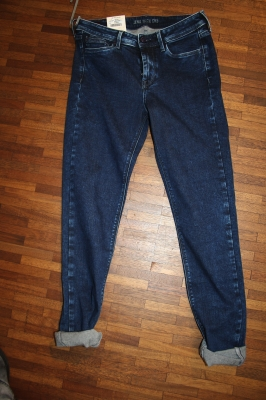 Pepe Jeans Teen high waisted Jeanshose Jena TN denim