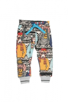 "moodstreet Mini boys comic Jogginghose ""dogs"""