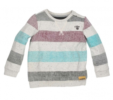 moodstreet Mini boys Sweatshirt multi stripe
