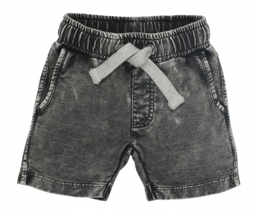 moodstreet Mini boys Sweat-Shorts lava dyed antra