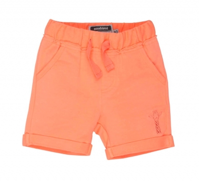 moodstreet Mini boys by Kim Kötter Sweat-Short soft orange ---NEU---