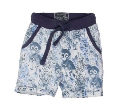 moodstreet Mini boys by Kim Kötter Sweat-Short aop jeans ---NEU---