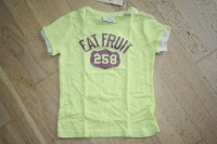 Scotch R'Belle feines Holiday T-Shirt chalk yellow ---nur noch Größe 6/116---