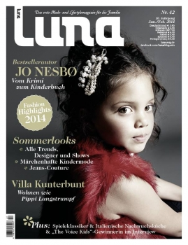 Luna Magazin - Jan/Feb 2014