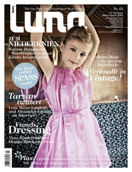 Luna Magazin - März/April 2014
