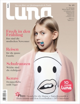 Luna Magazin - März/April 2015