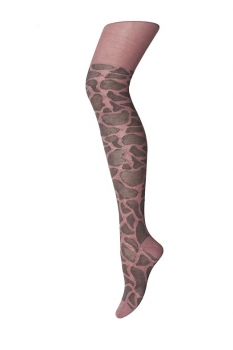 MP Strumpfhose Giraffe rose grey