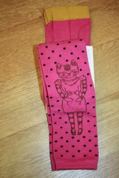 Noa Noa Tupfen-Leggings Mini dressy cat smoothie