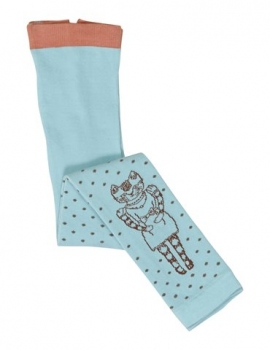 Noa Noa Tupfen-Leggings Mini dressy cat porcelain