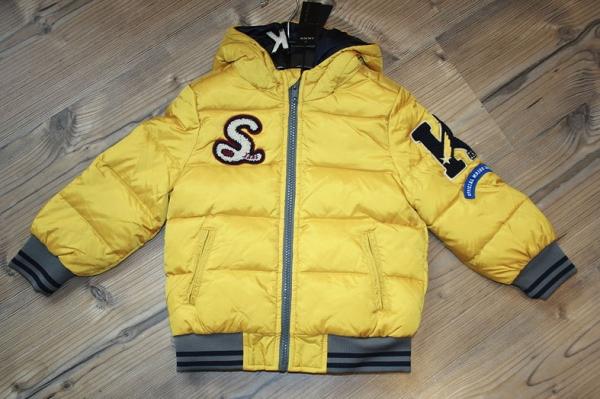 4128ff6b5ac11 www.ronjas-raeuberlaedchen.de - ikks garcon 100% jacket quilted down ...