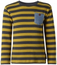noppies kids boy Langarmshirt Ifield oker stripe