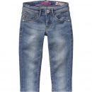 Vingino high summer Capri-Jeanshose Babet light vintage