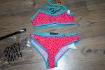 Sorry4theMess Bikini fuschia