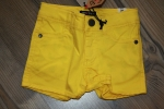 Sorry4theMess Jeans-Shorts jaune clair ---NEU---