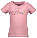 "moodstreet T-Shirt artwork ""Delight"" soft lilac"