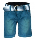 moodstreet colored Bermuda-Shorts ocean blue