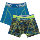 Vingino 2-pack Unterhosen/Shorties Thije army all-over